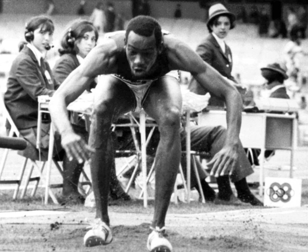 Bob Beamon, igrzyska w 1968 r.