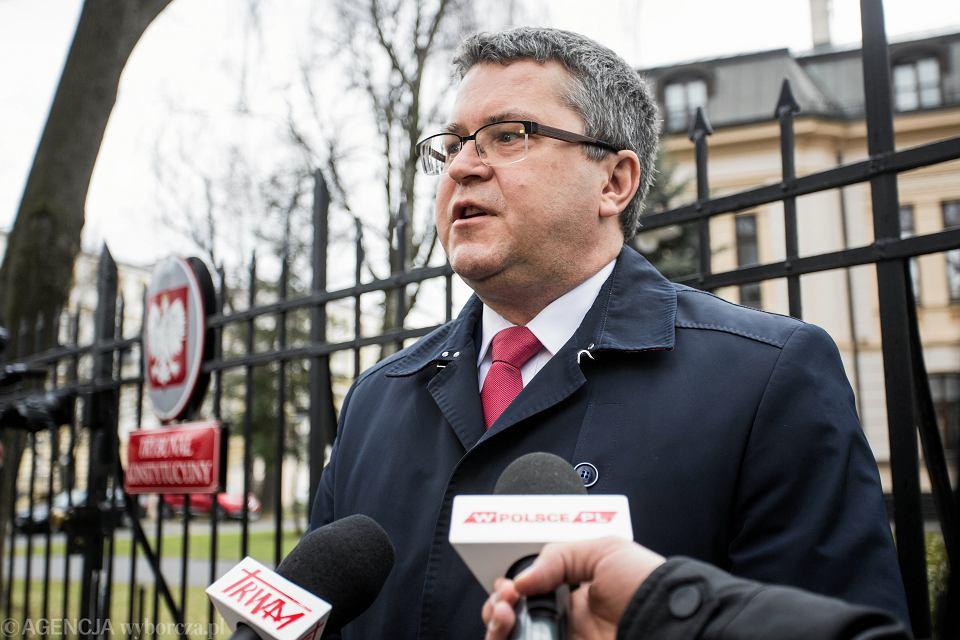 Sędzia Jarosław Dudzicz