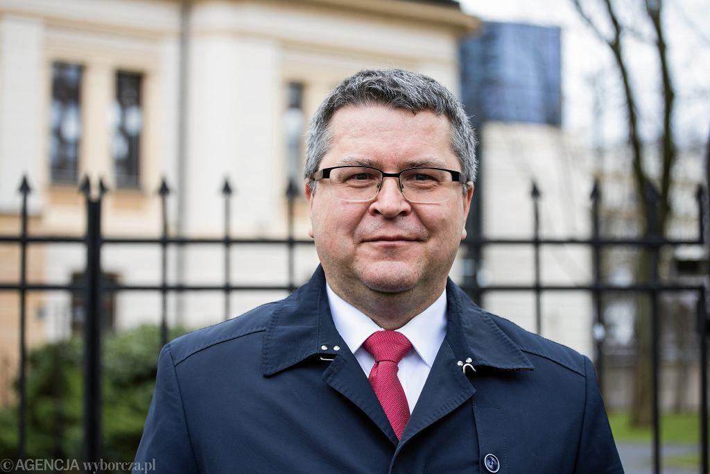 Jarosław Dudzicz i antysemickie wpisy. Sprawą zajmie się KRS/ zdj. ilustracyjne