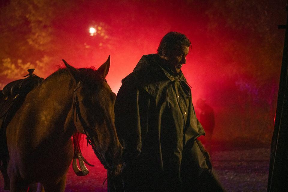 Sylvester Stallone w filmie 'Rambo: Ostatnia krew'