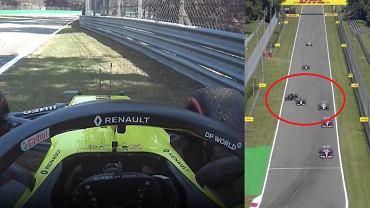 Trzeci trening F1 przed Grand Prix Włoch zakończony