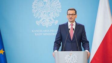 Premier Mateusz Morawiecki odwołał 17 wiceministrów