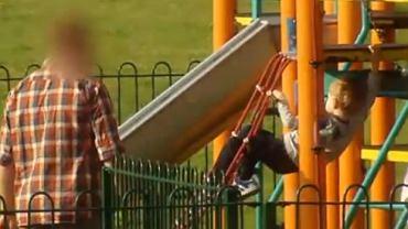"""Screen z programu """"Stranger danger"""" w telewizji ITV Daybreak"""