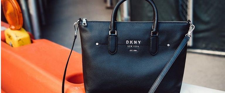 Ta marka zachwyca nowojorskim stylem! Teraz torebki i ubrania DKNY kupisz 70% taniej