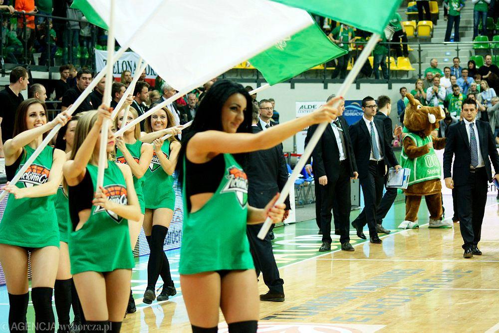 Mecz europligi Stelmet Zielona Gora vs. Montepschi Siena