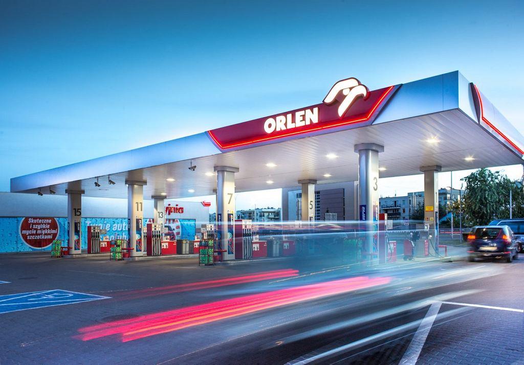 Stacja Orlen