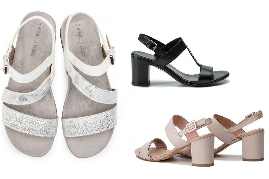 Marco Tozzi sandały