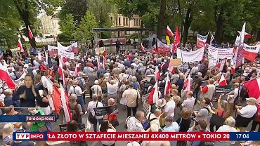 Manifestacja klubów 'GP'