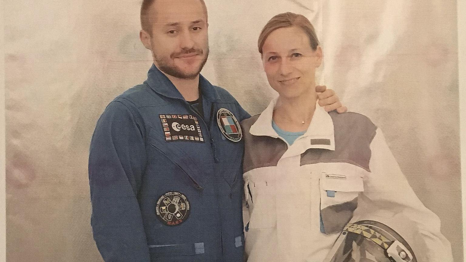 Matt Harasymczuk i Agata Kołodziejczyk