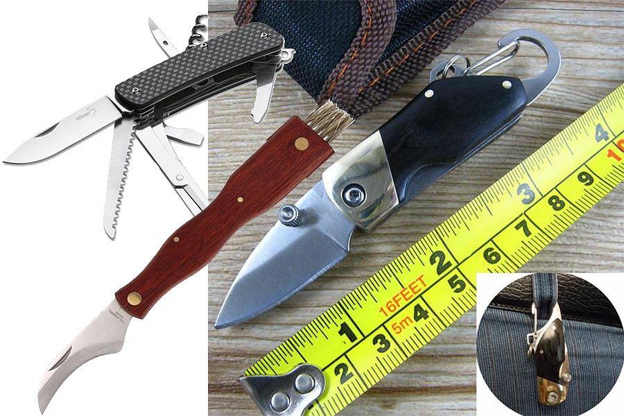 Scyzoryki i noże