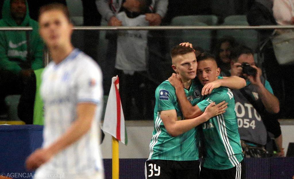 Ekstraklasa. Mecz Lech - Legia