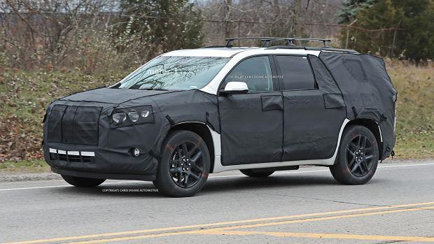 Prototyp Chevroleta Traverse