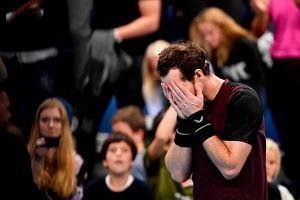 Andy Murray miał kończyć karierę. Wrócił ze łzami, choć wygrał wszystko. Sportowy powrót roku