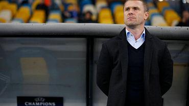 Rebrow mógł pracować w Ekstraklasie! Teraz prowadzi drużynę w Lidze Mistrzów