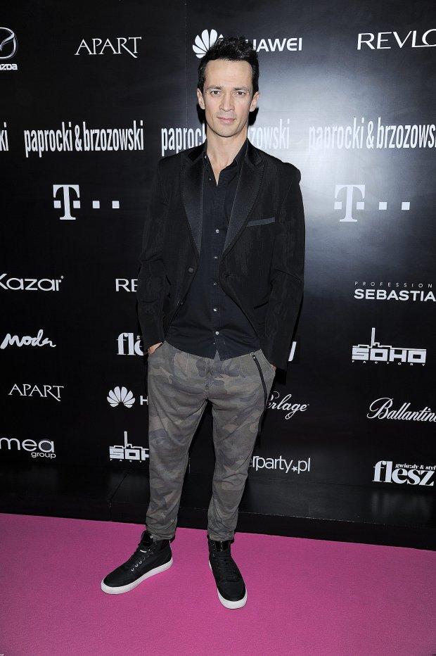 Rafał Cieszyński, 2014-11-13