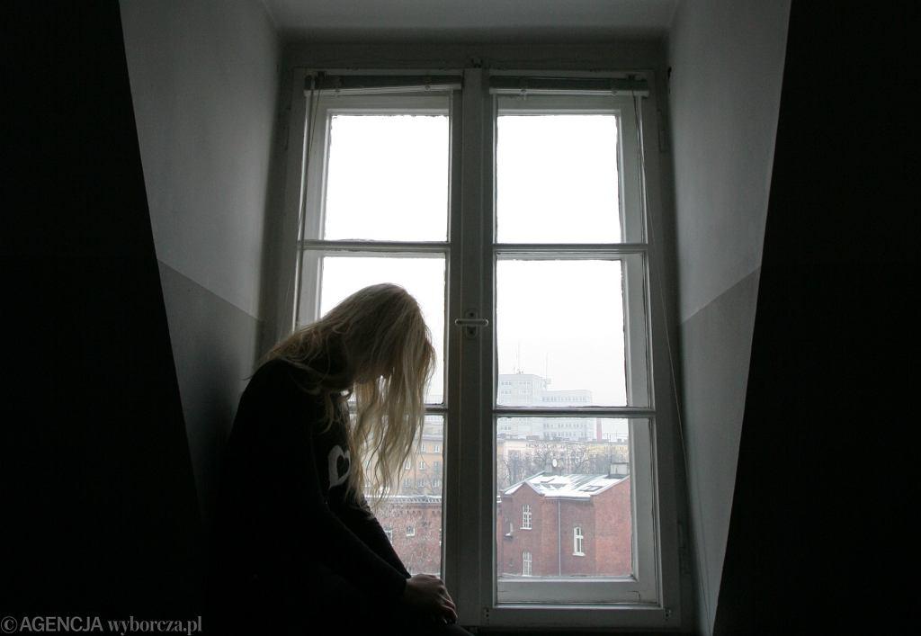 Depresja. Zdjęcie ilustracyjne