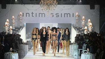Gwiazdy na Intimissimi Fashion Show 2019.