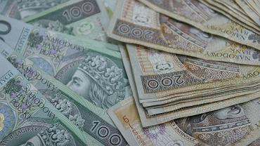 Pieniądze, kara finansowa (zdjęcie ilustracyjne)
