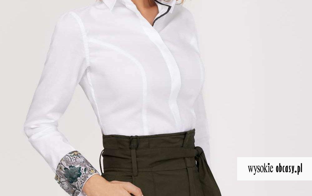 4eac9472ecf0c5 Damska koszula, która nie rozchodzi się na biuście? Założycielka polskiej  marki Natty Looker dostrzegła rynkową niszę - zdjęcie nr 1
