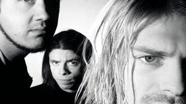 Nirvana na zdjęciu z początku lat 90.