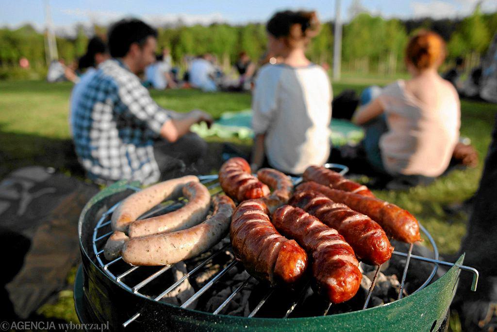 Pogoda w niedzielę 20 maja będzie dobra na grilla