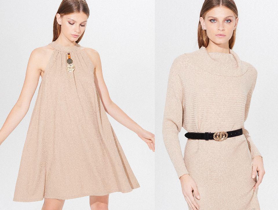 Sukienki nude