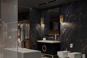 Łazienka inspiracje. Jak modnie zaaranżować łazienkę