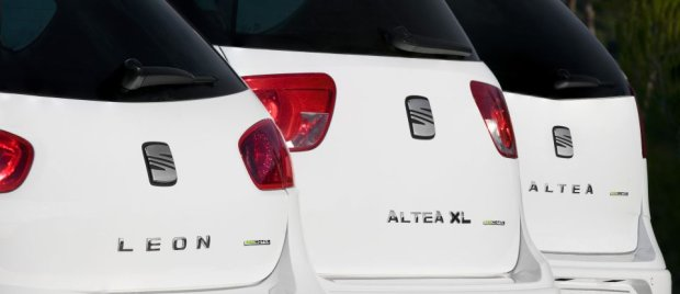 Linia modeli Seat Ecomotive (fot. Seat)