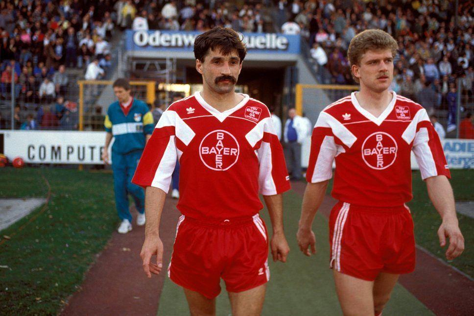 Marek Leśniak (z lewej)