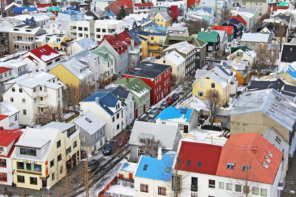 Reykjavik - zdjęcie ilustracyjne