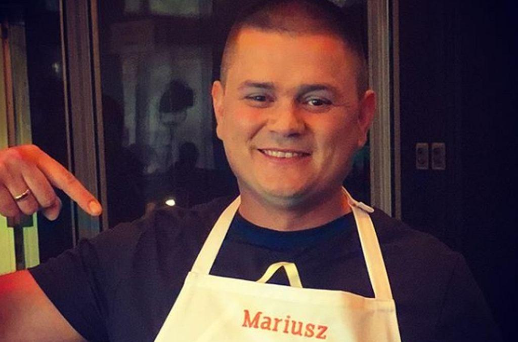 Mariusz Komenda, 'MasterChef'