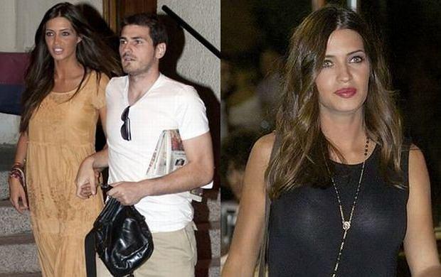 Iker Casillas, Sara Carbonero.