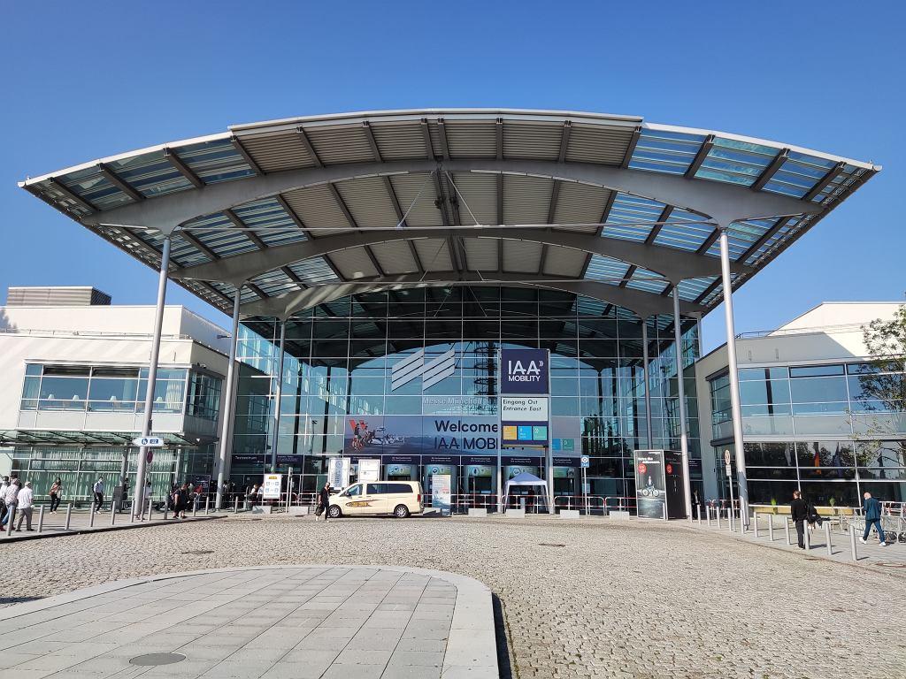 Targi IAA Mobility w Monachium
