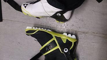 Zdjęcie butów Justyny Kowalczyk