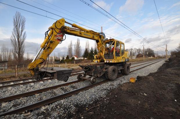 Modernizacja linii kolejowej Szczecin-Gryfino