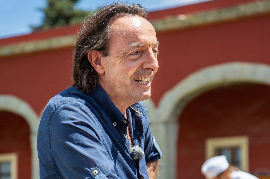 Michel Moran w 8. edycji programu Masterchef