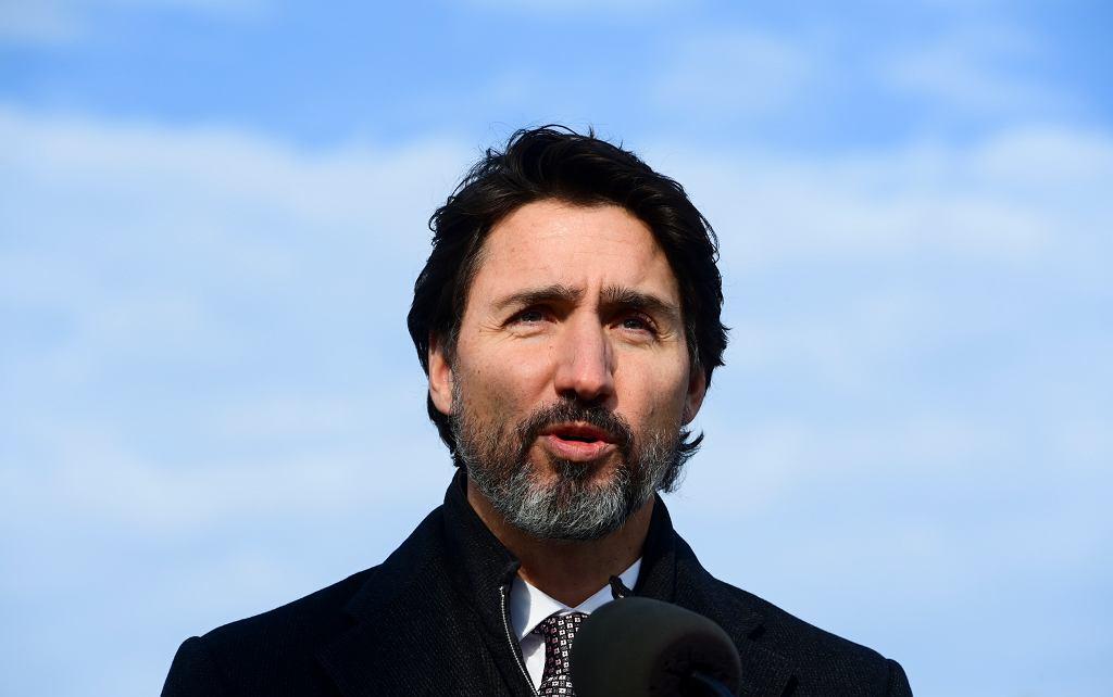 Kanada. Premier Justin Trudeau 'wkręcony' przez rosyjskich komików