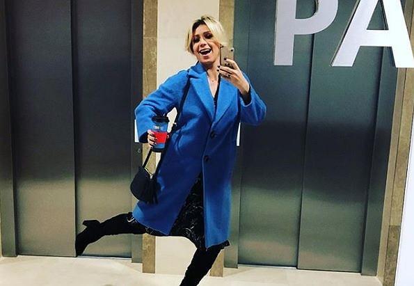 Katarzyna Cerekwicka się odchudza. Wybrała popularną dietę wśród gwiazd