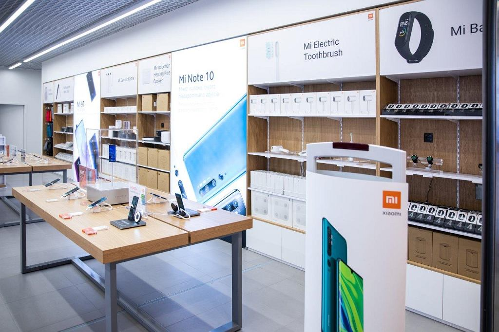 Salon Xiaomi w Galerii Mokotów
