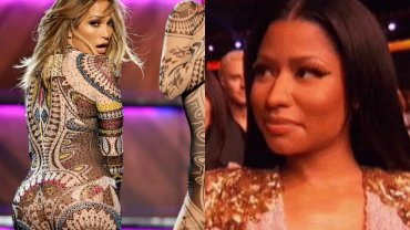 Jennifer Lopez, Nicki Minaj