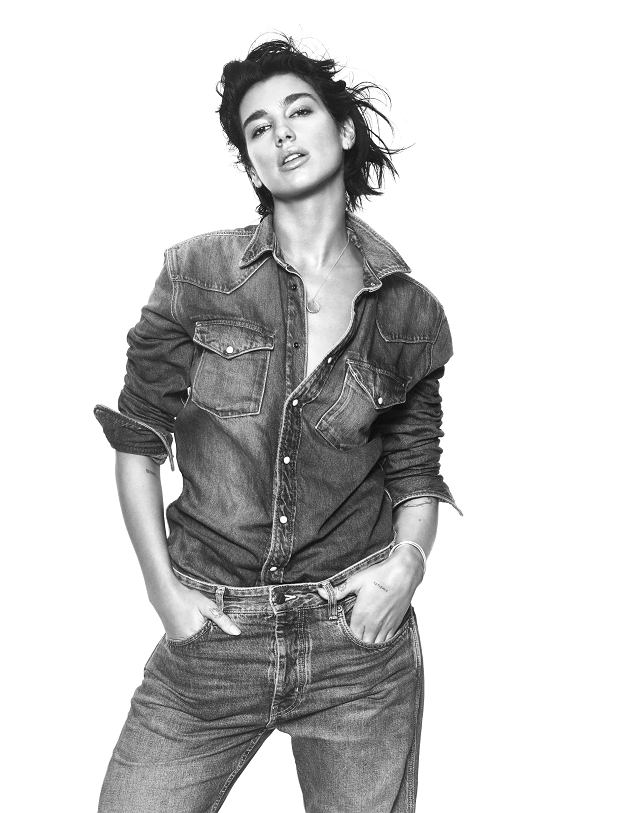 Dua Lipa w nowej kampanii Pepe Jeans