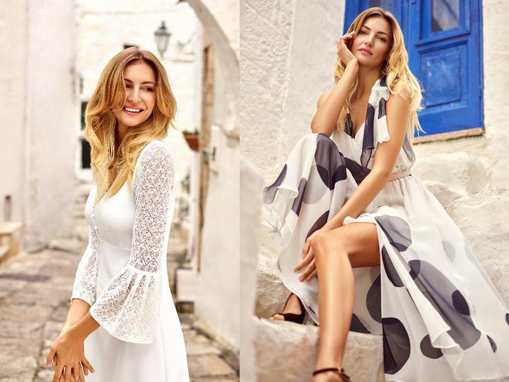 Kobiece sukienki to znak rozpoznawczy każdej kolekcji Taranko