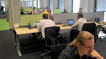 Otwarcie nowej czesci biurowej firmy IBM w Katowicach