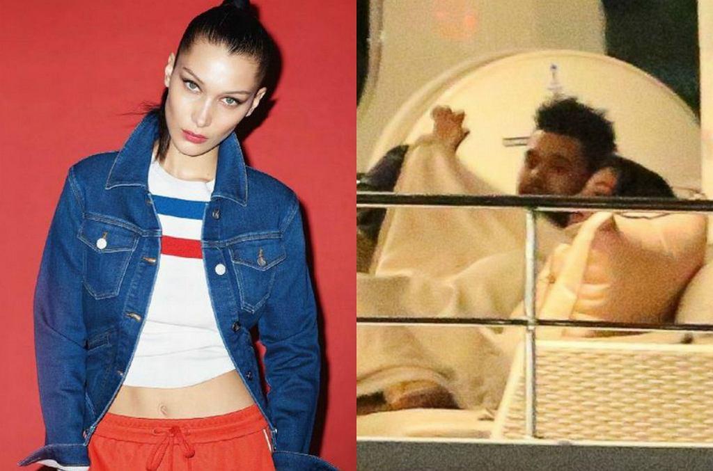 Bella Hadid, The Weeknd, Selena Gomez