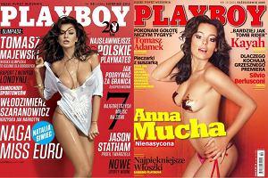 Pierwszy numer polskiej edycji 'Playboya' pojawił się w 1992 roku. Na przestrzeni tych 25 lat na okładkach tego najpopularniejszego magazynu dla mężczyzn mogliśmy podziwiać wiele rodzimych gwiazd. Zobaczcie naszą galerię najciekawszych zdjęć. Która okładka podoba Wam się najbardziej? A która najmniej?