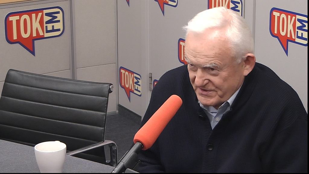 Leszek Miller w studiu TOK FM