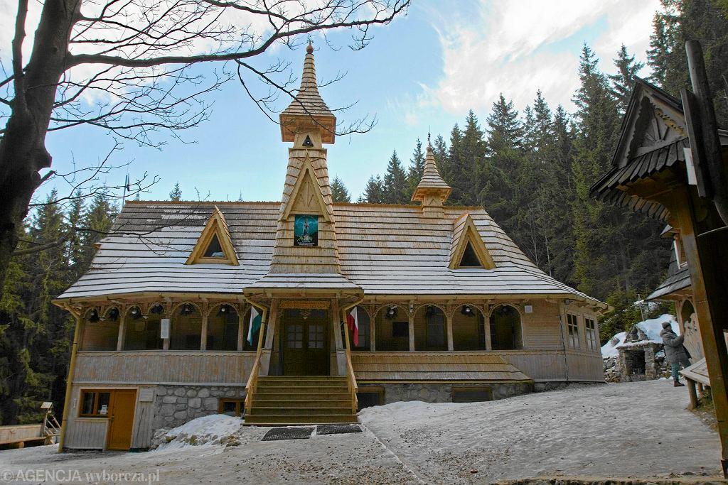 Sanktuarium w Wiktorówkach
