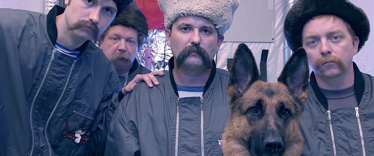 Polacy. Kadr z serialu ''Kosmo'' (fot. Ceská televize)