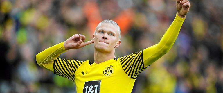 Haaland odskoczył Lewandowskiemu, a Borussia Bayernowi