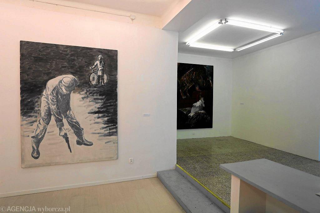 Wystawa prac Jarosława Modzelewskiego  / Wystawa prac Jarosława Modzelewskiego/SŁAWOMIR KAMIŃSKI